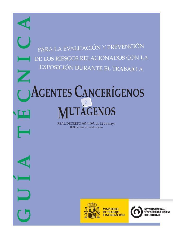 Agentes cancerígenos o múgatenos