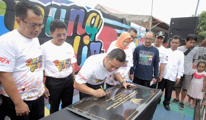 Kampung Bekelir Destinasi Wisata Kota Tangerang