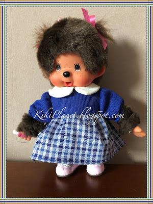 kiki monchhichi dress robe edition limitée japan toys terao tokyo vêtement