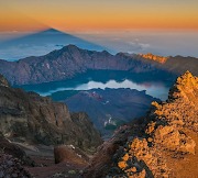 Exploring Mount Rinjani Tourism Objects on Lombok Island