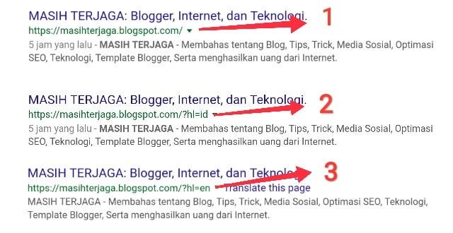 Cara Membuat Hreflang Untuk Url Regional di Blogger