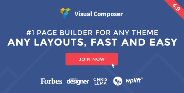 Visual Composer v4.11.1 Page Builder for WordPress