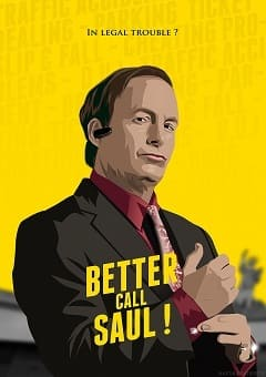 Better Call Saul - 3ª Temporada Séries Torrent Download capa