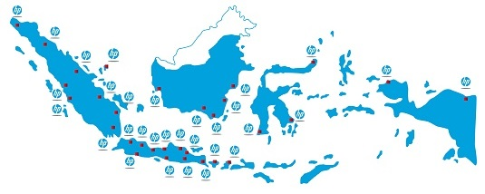 Alamat HP Service Center Seluruh Indonesia