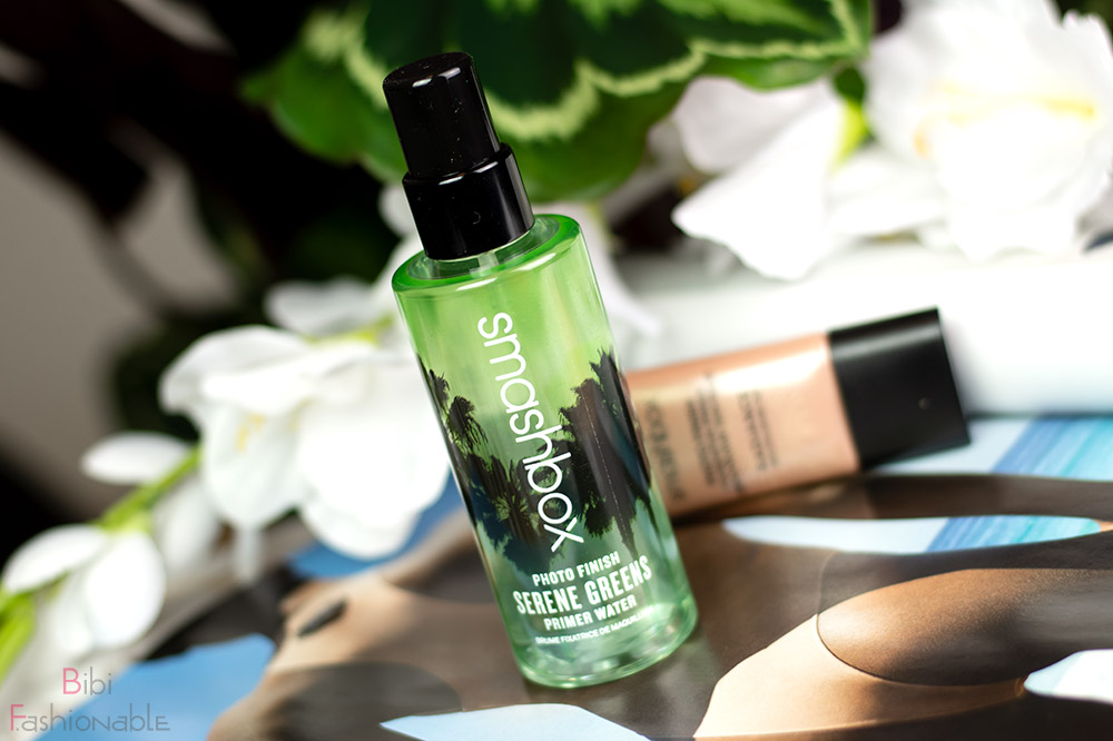 Smashbox Photo Finish Serene Greens Primer Water