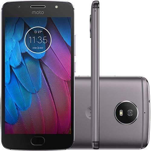 Celular até 1000 - Smartphone Motorola Moto G G5S XT1792 - Platinum