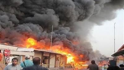 انفجار بأعزاز السورية