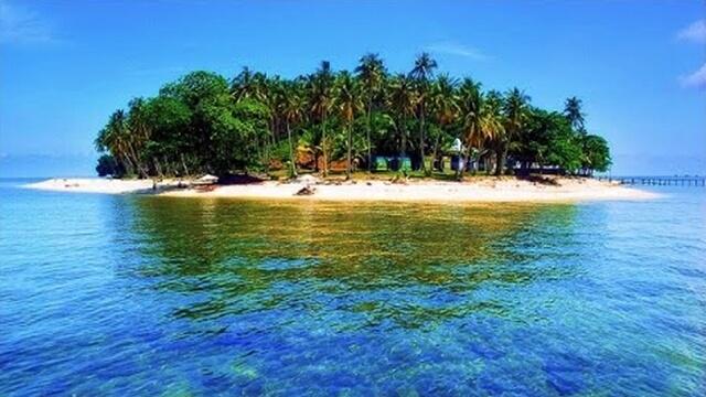 Sepotong keindahan di Pulau Randayan