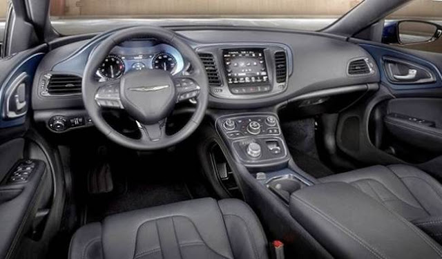 2017 Chrysler 200 Redesign, Rumors