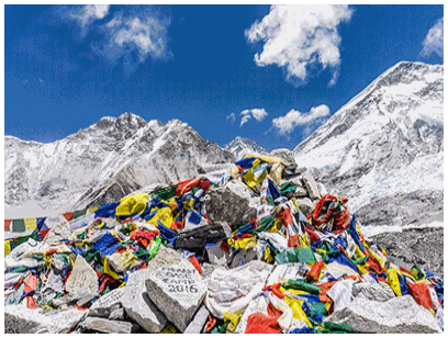 Opening soon A restaurant at Mount Everest