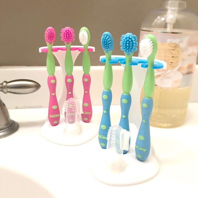 Nuby Oral Care Set  |  Lusterhood