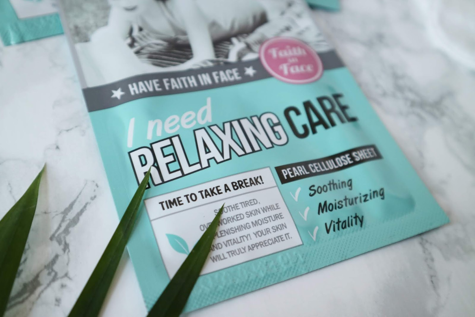 Image result for Faith In Face I Need Relaxing Care