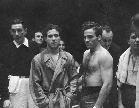 José  Ferrer, Marcel Cerdán, boxeo