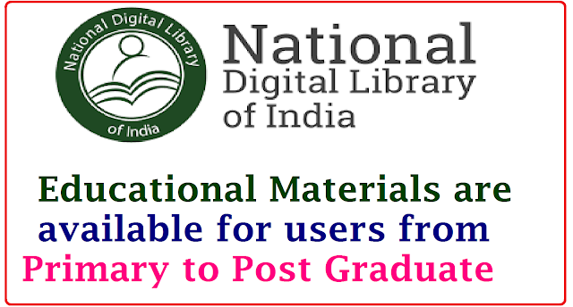 National Digital Library of India| MHRD National Digital Library Educational Digital Content from KG to PG @ndl.iitkgp.ac.in | Ministry of Human Resourcea Development of India has Launched Digitial Library for Learners like Audio Content and Video Content with the Coordination of IIT Kharagpur | Indian Institute of Technology Kharagpur created a website for learners where we can get Digital Content for learners at all levels Register Online for Digital Content from HRD, Govt of India Educational Materials are avalable at http://ndl.iitkgp.ac.in | Digital Content for Learners is available in English and 70 Reginal Languages mhrd-national-digital-library-ndl.iitkgp-audio-video-content-download-for-all-level-learners-kharagpur/2017/03/MHRD-Ministry-of-Human-Resourcea-Development-India-national-digital-library-Educational-digital-content-Kg-to-PG-Kharagpur-ndl-iitkgp-ac-inaudio-vedio-content-download.html