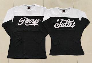 Jual Online LP Romeo Cola Murah Jakarta Bahan Combed Terbaru