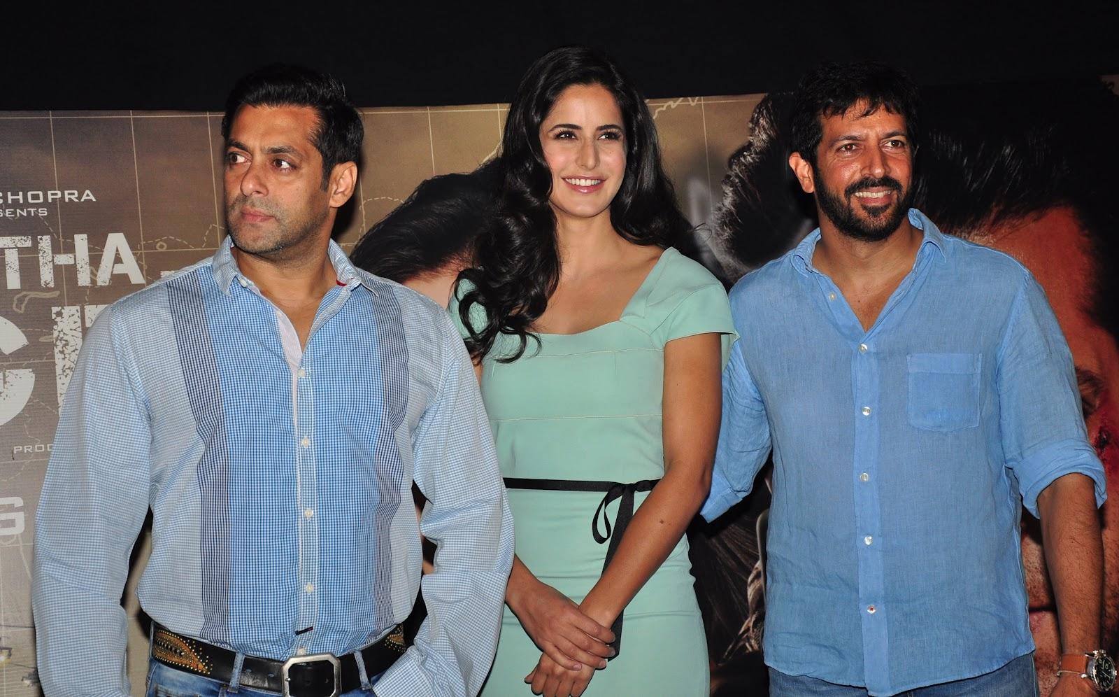 Bollytter Salman Khan  Katrina Kaif Together