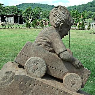 Carrinho de Lomba, Tradições dos Imigrantes Alemães no Parque Pedras do Silêncio, Nova Petrópolis