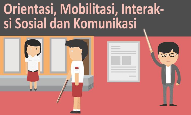 Orientasi dan Mobilitas Bagi Peserta Didik Tunanetra