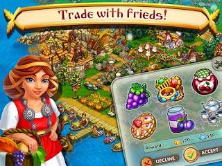 Free Download Game Harvest Land V1.3.8 MOD Apk Terbaru