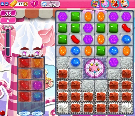 Candy Crush Saga 499