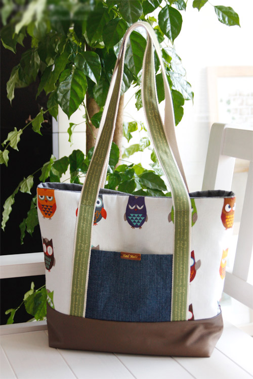 DIY Canvas Tote Bag ~ DIY Tutorial Ideas!
