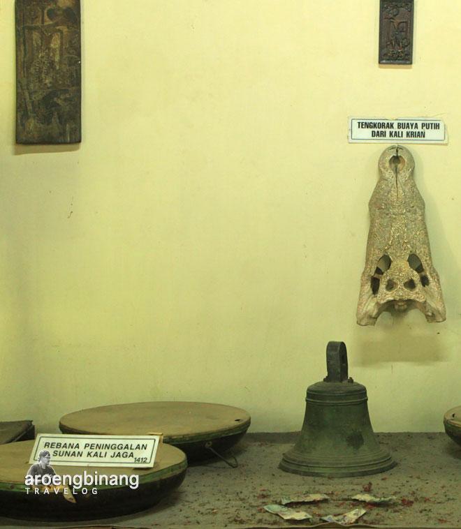 museum benda kuno keraton kasepuhan cirebon