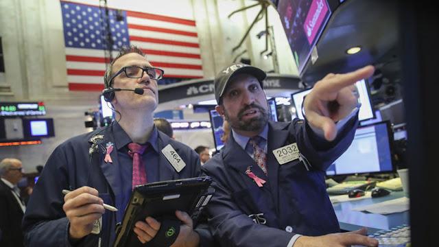 Los mercados de EE.UU. aumentan pérdidas en medio de la caída de las tecnológicas
