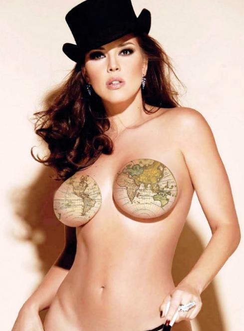 Alicia machado nude blogspot