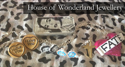 House of Wonderland jewellery