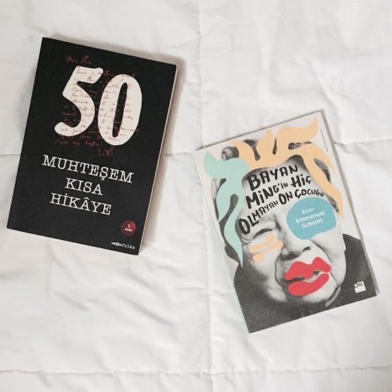 Kitap Yorumları | 50 Muhteşem Kısa Hikaye