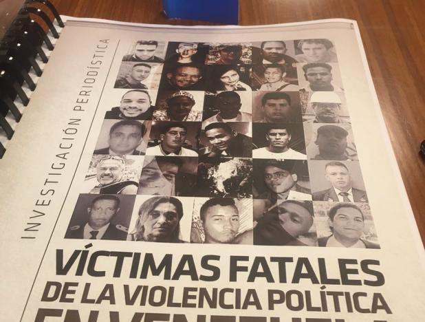 Defensoría y MP recibieron informe de víctimas fatales por violencia terrorista de la derecha