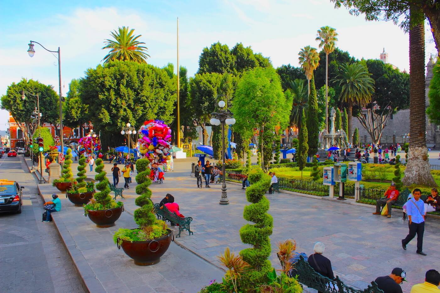 puebla park