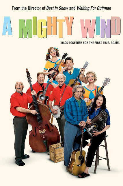 A Mighty Wind 2003 spoof movie poster Christopher Guest