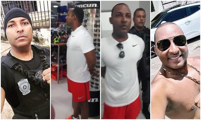Ex-agente penitenciário concursado da PM é preso suspeito de estelionato em Santa Inês