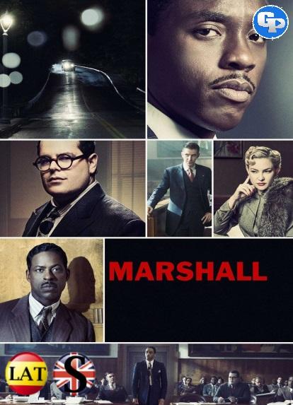 Marshall El Origen de la Justicia (2017) HD 720P LATINO/INGLES