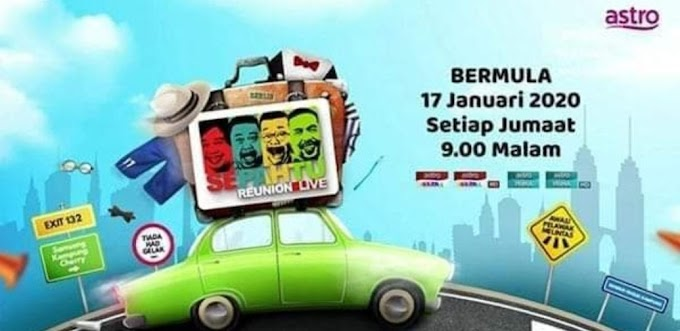LIVE STREAMING - Sepahtu Reunion Live 2020