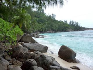 Anse Intendance - Mahé - Seychelles