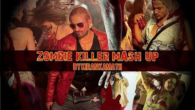Go Goa Gone - Zombie Killer Mashup Video