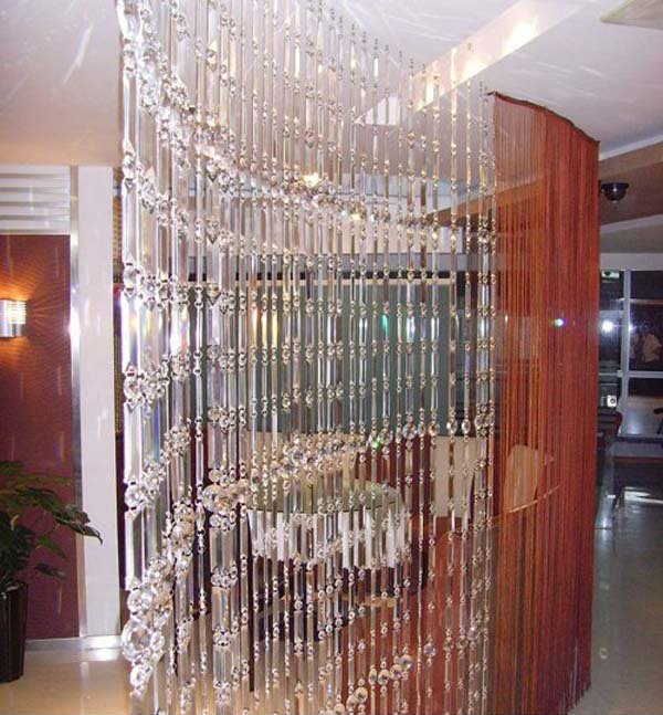 DECORATIVE BEADED CURTAINS  Curtains & Blinds