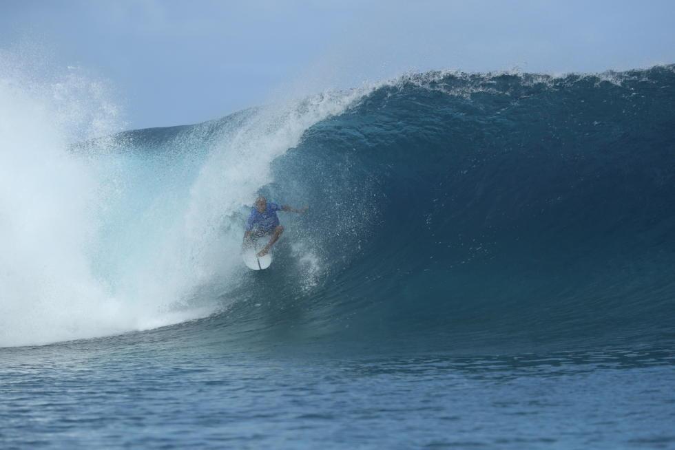 6 Kelly Slater Billabong Pro Tahiti foto WSL Kelly Cestari