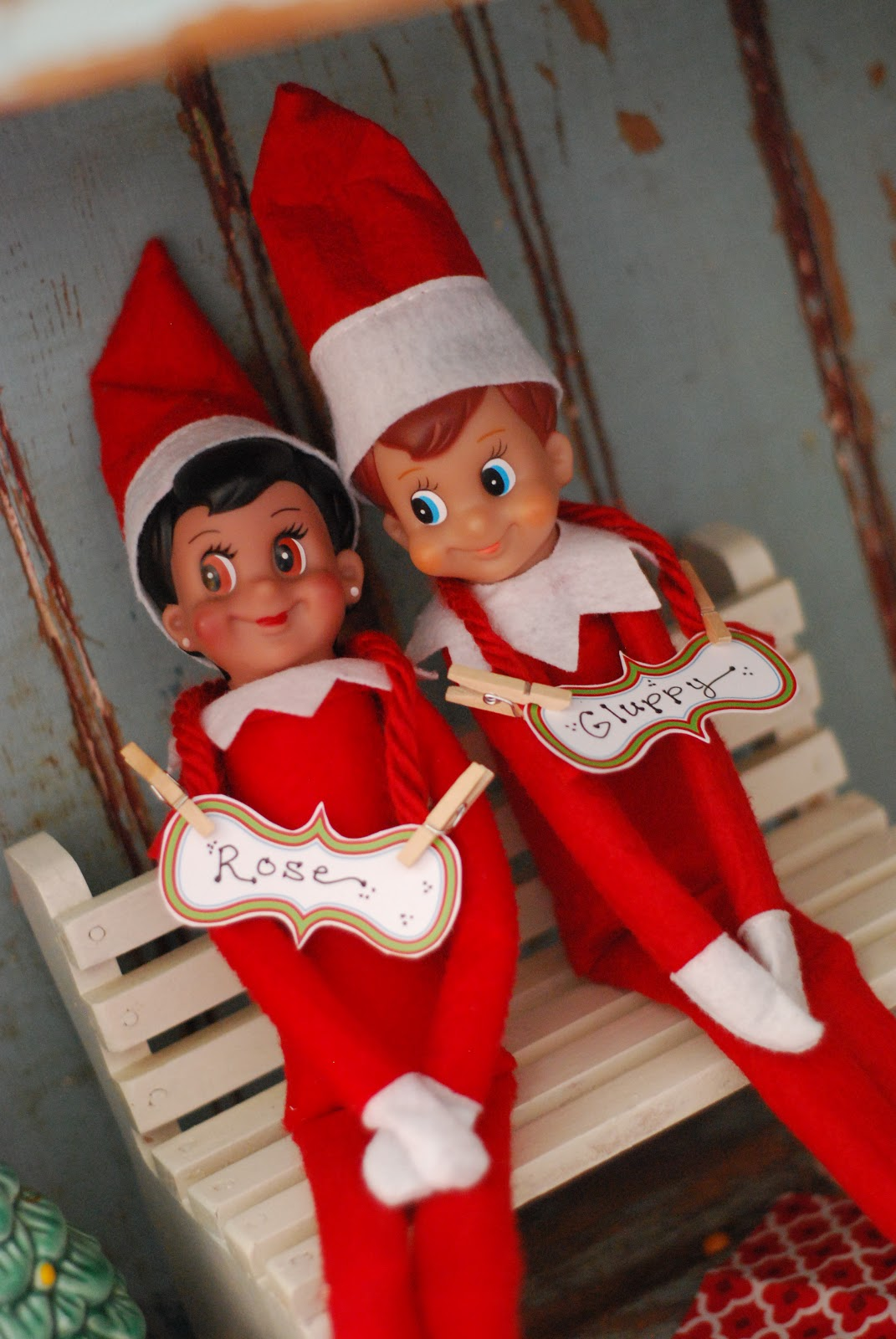Sweet Cheeks Tasty Treats: {Christmas Magic} our ELF PARTY!