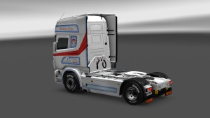 Trifa Transport ApS Skin for Scania RJL