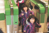 帰省ラッシュ!JR仙台駅