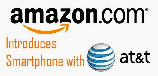 Amazon Introduces Smartphones With AT&T