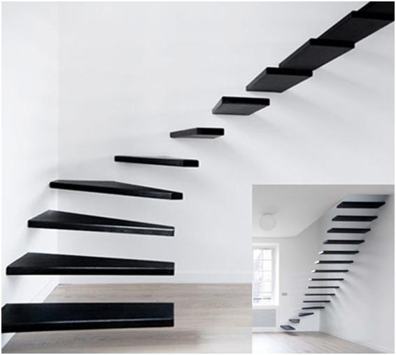 10 Unique Stairs Models-Creative Staircase Designs picture