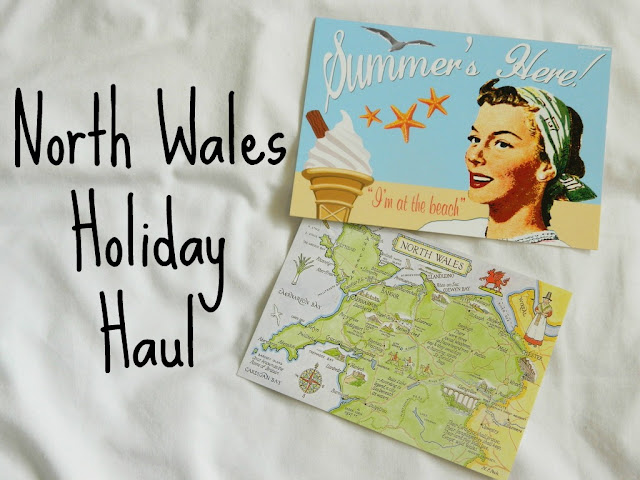 North Wales Holiday, North Wales Holiday Haul,