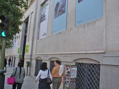 Cine de verano en la terraza de la Casa Encendida 2011