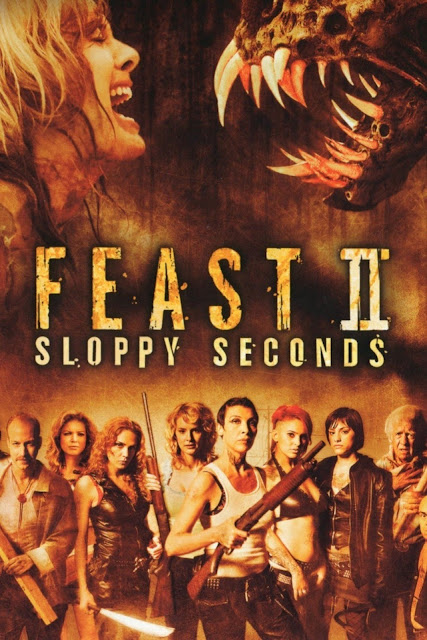 Feast II: Sloppy Seconds (2008) ταινιες online seires oipeirates greek subs