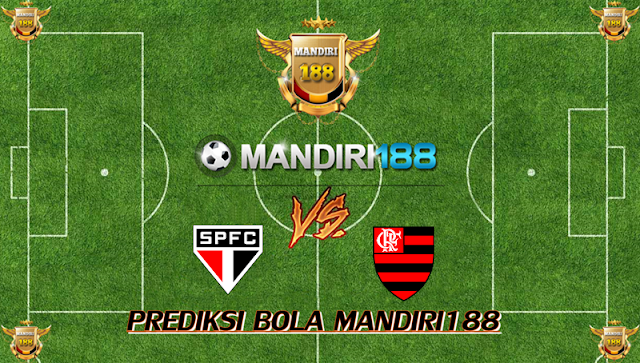 AGEN BOLA - Prediksi Sao Paulo vs Flamengo 23 Oktober 2017