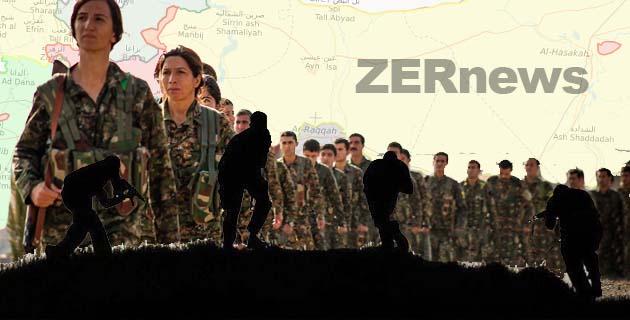 YPG YPJ Rojava Efrin Aharar üş Şam Cephet el Nusra çatışma saldırı